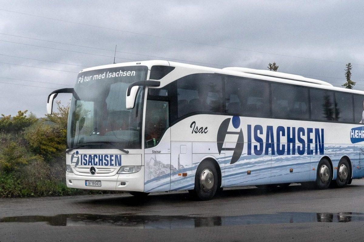 Bussen Isac